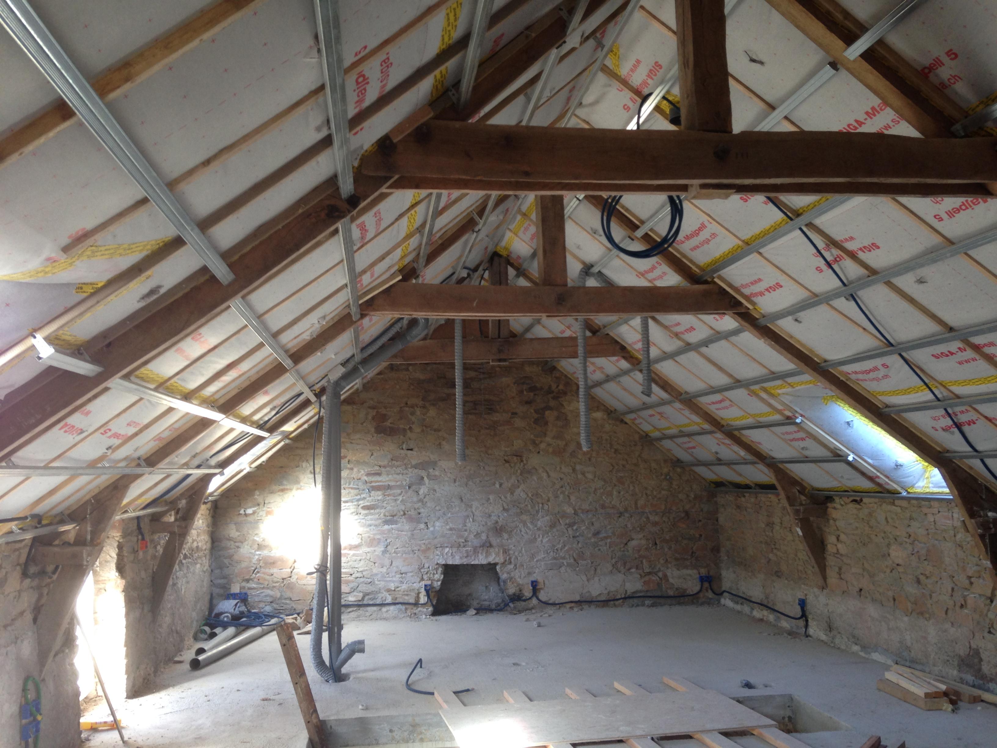 embarquement des travaux de renovation energetique le decret publie le mulot. Black Bedroom Furniture Sets. Home Design Ideas