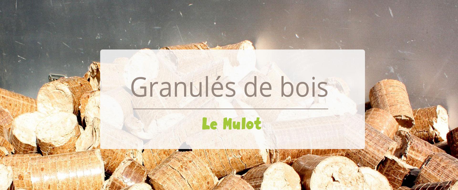 Granulés de bois pellets Morbihan