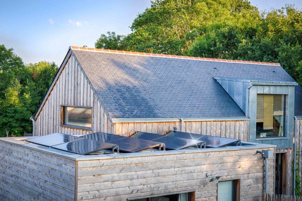 Panneaux solaire dans le Morbihan avec Circuit Court Energie