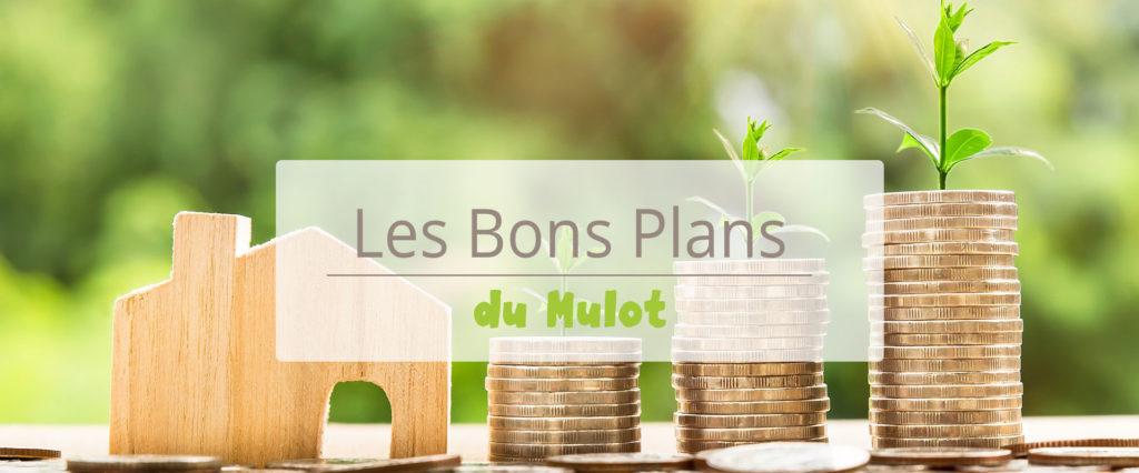 Bons plans et réductions en Bretagne avec Le Mulot !